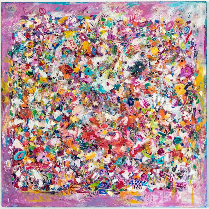 A Pink Collection of Joy - Sabeth Holland
