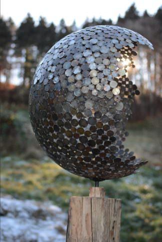 Münzskulptur - Adrian Laich