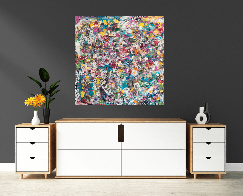 Floral Stardust - Ambiente - Sabeth Holland