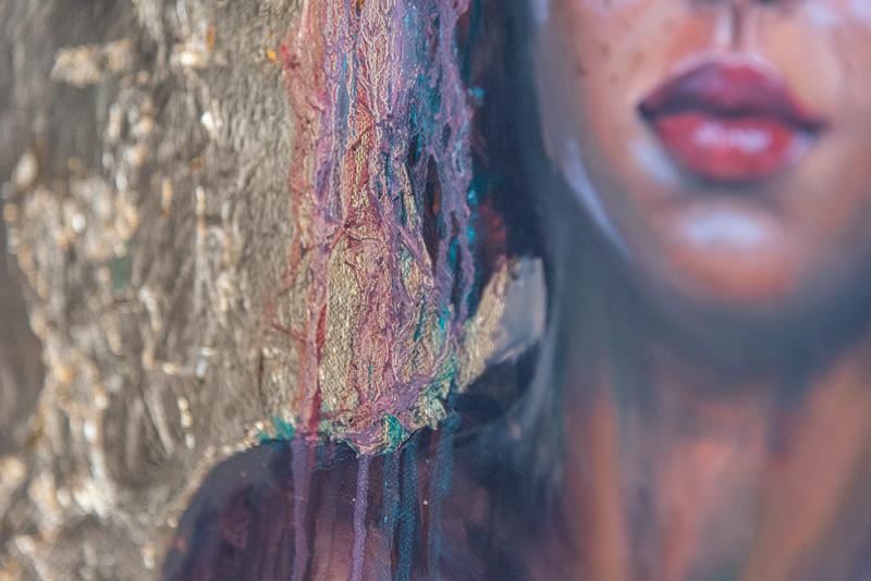 Loss of Creativity Detail - Jasmin Villiger