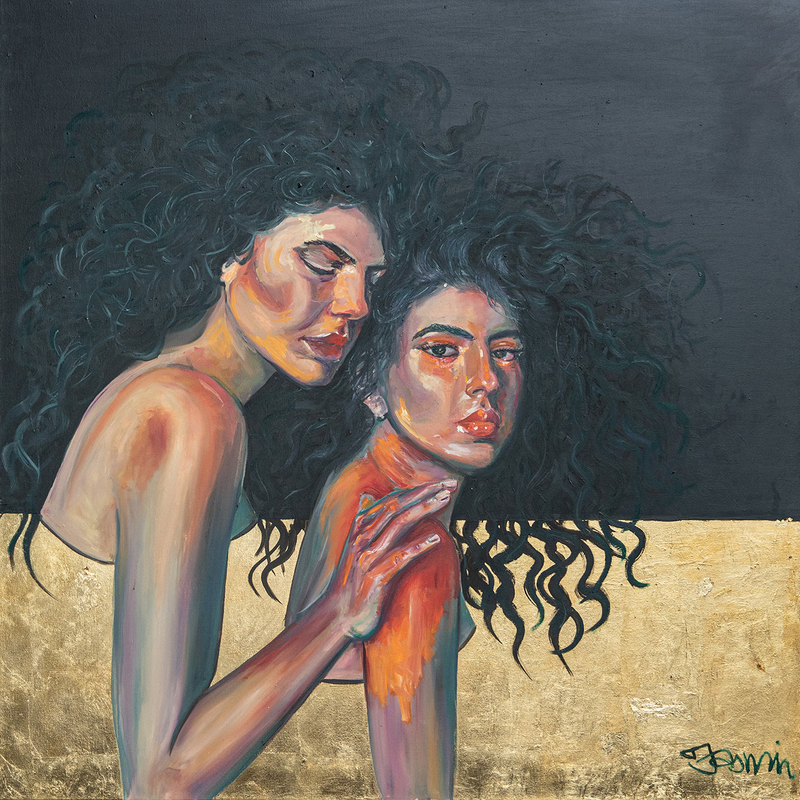 Mother and daugther - Jasmin Villiger