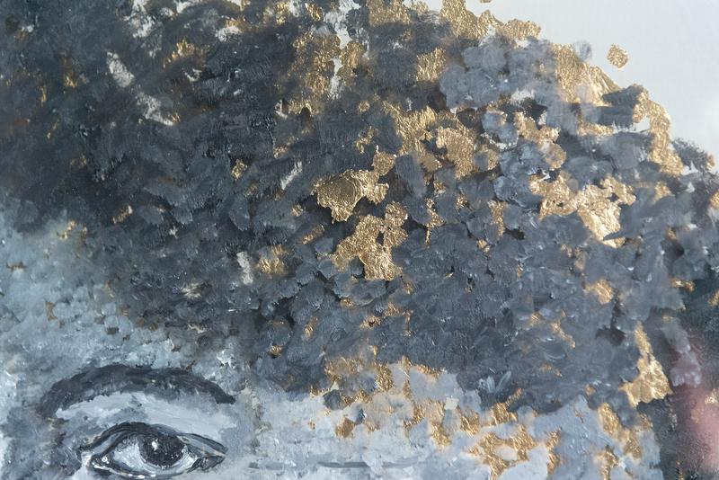 Muhammad Ali Detail - Jasmin Villiger