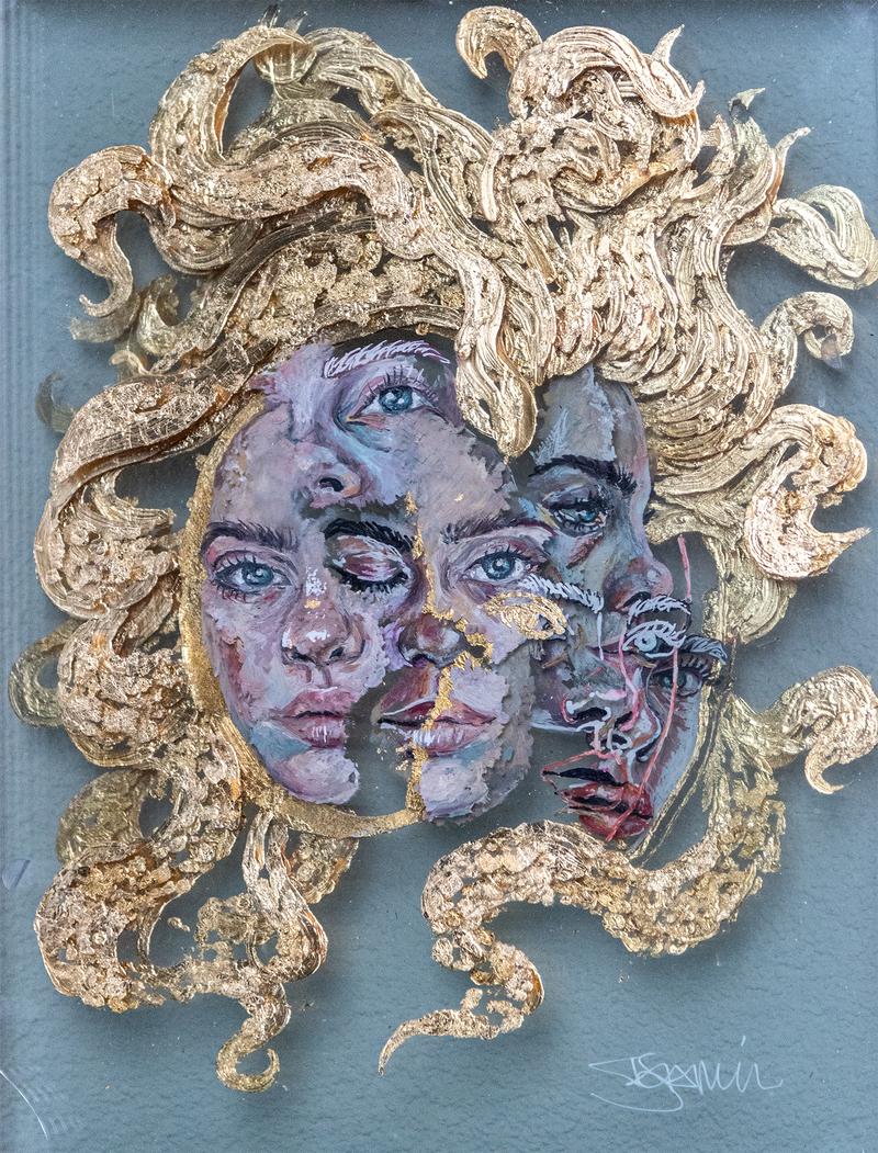 The mask - Jasmin Villiger