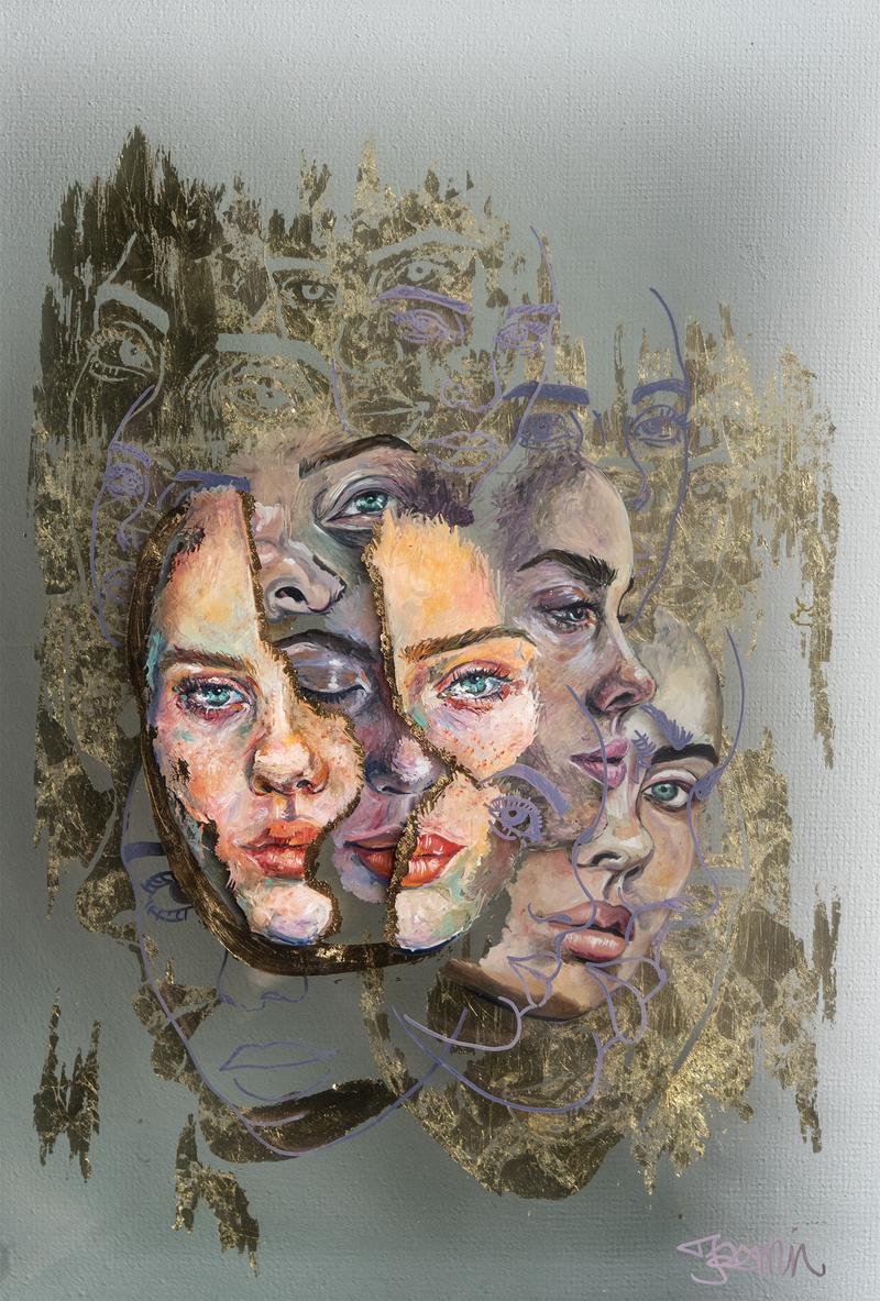 The mask II - Jasmin Villiger