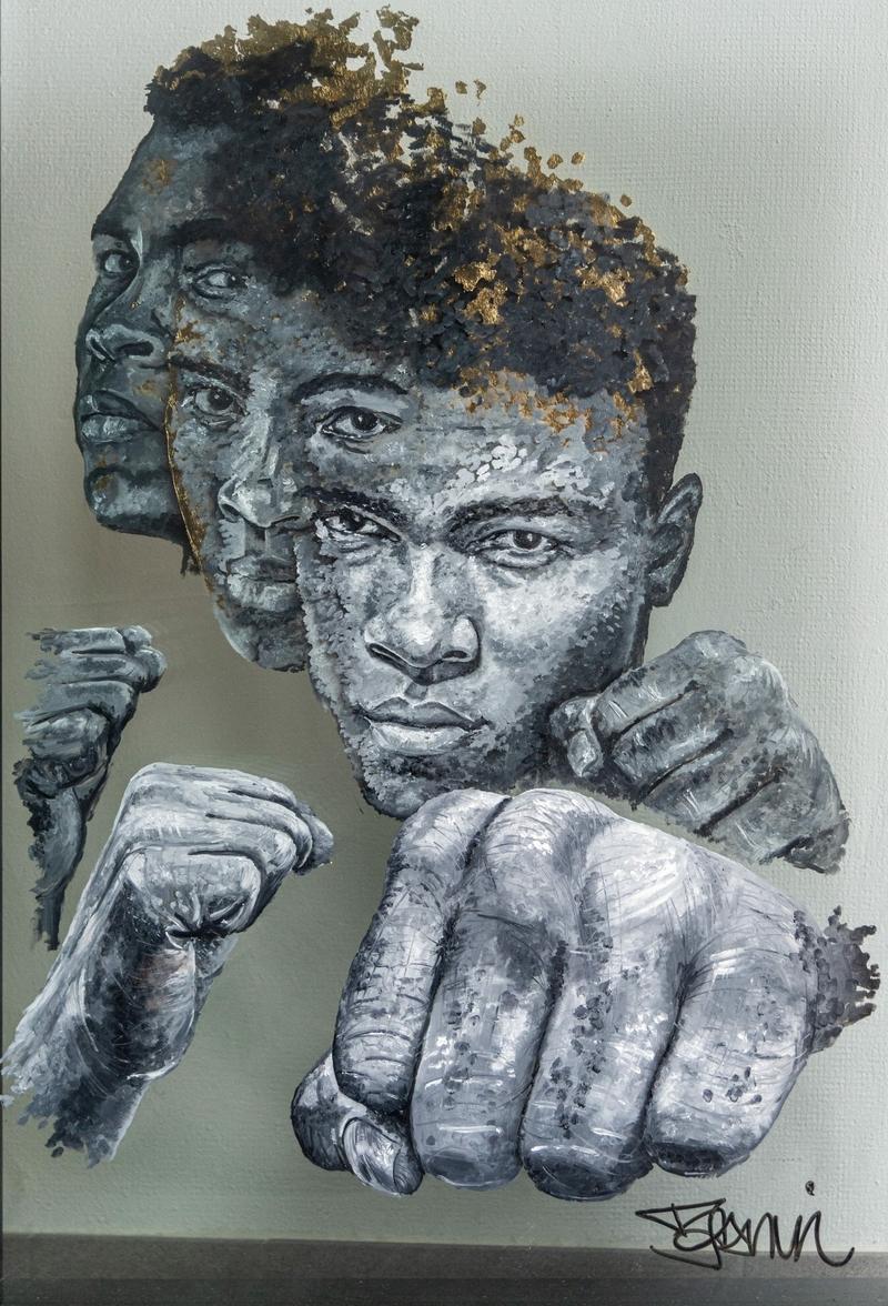 Muhammad Ali - Jasmin Villiger