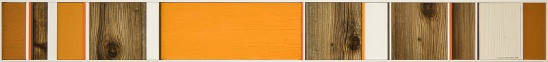 Orange I - Urs Rutishauser
