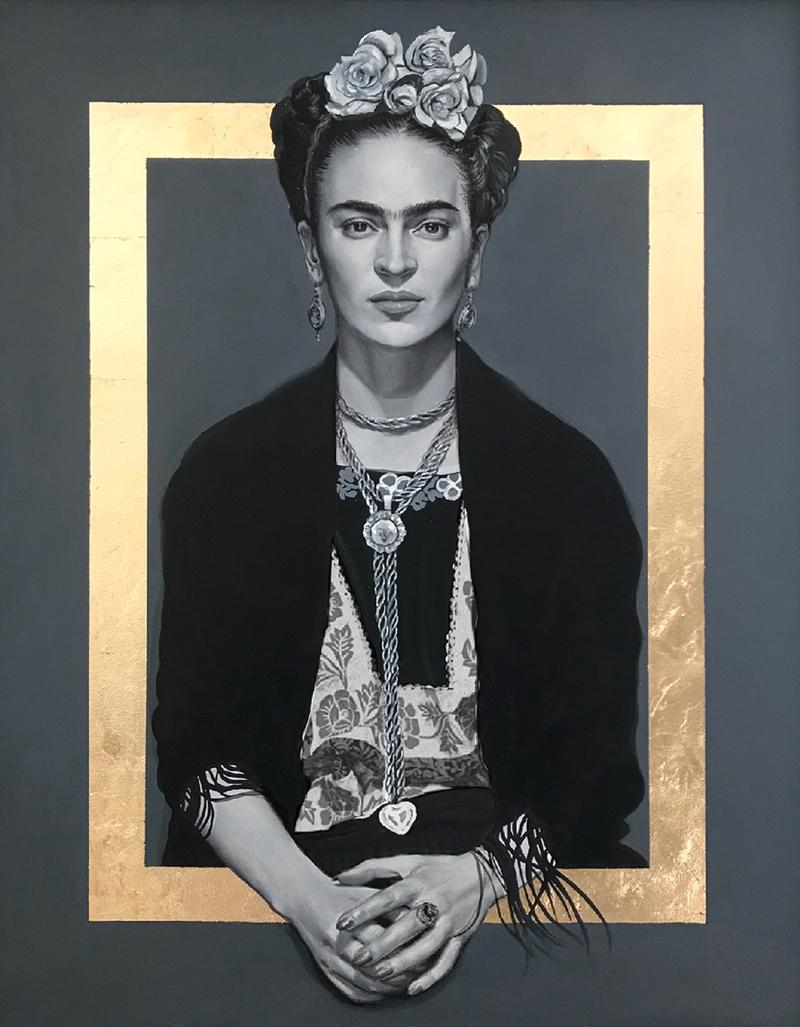 Frida Kahlo - Jasmin Villiger
