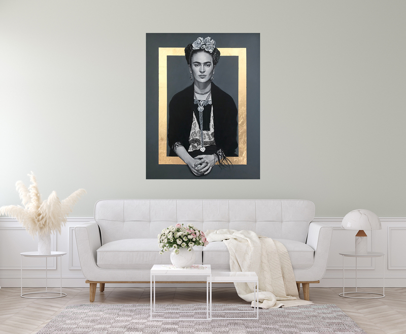 Frida Kahlo - Ambiente - Jasmin Villiger