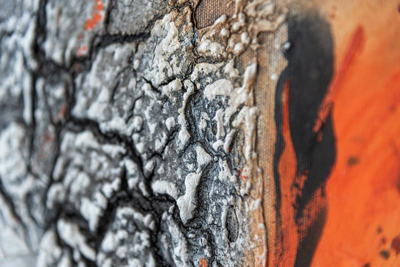 Lava - Detail - Erika Wachter