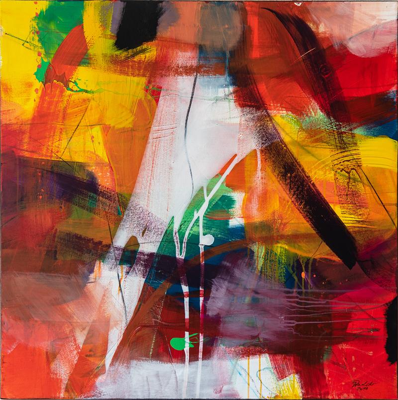 Farbenwelt - Erika Wachter