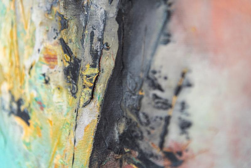 Sommerlaune - Detail - Erika Wachter
