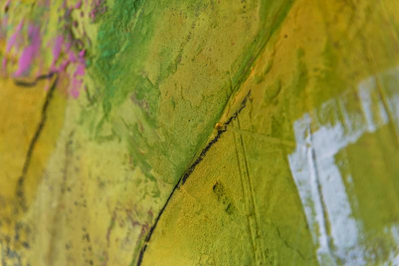 Frühlingserwachen - Detail - Erika Wachter