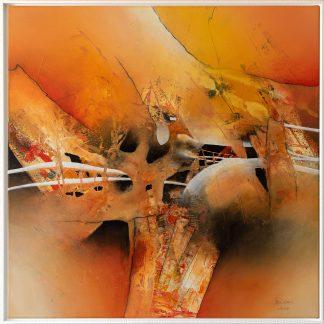 Feuerwerk - Rahmen - Erika Wachter