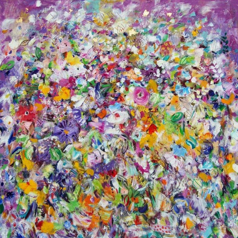Purple Dance - Sabeth Holland