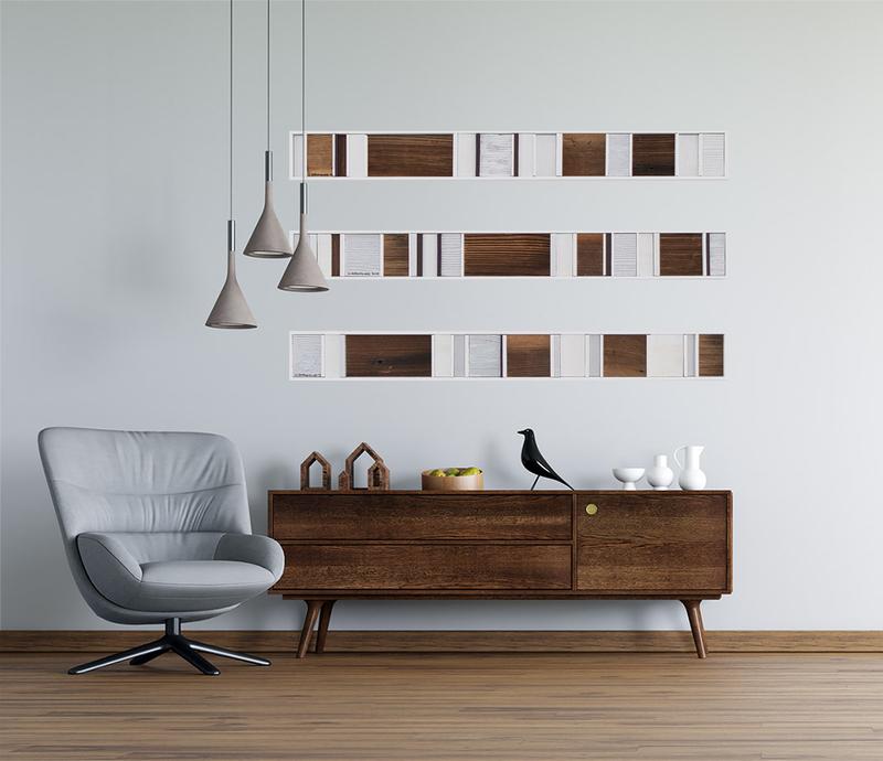 Braun, Silber III - Ambiente - Urs Rutishauser