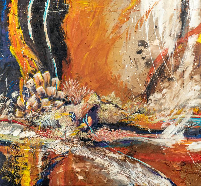 next-ART - Clarks Anemone - Suzanne Ledergerber