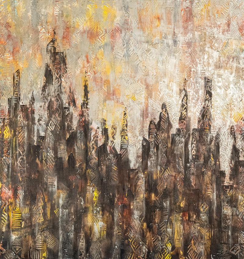 Downtown - Suzanne Ledergerber