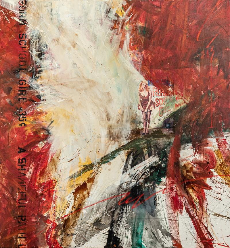Pin Up II - Suzanne Ledergerber