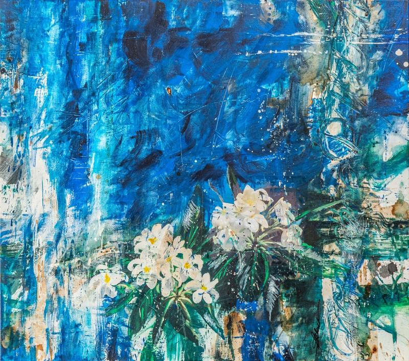 Plumeria - Suzanne Ledergerber